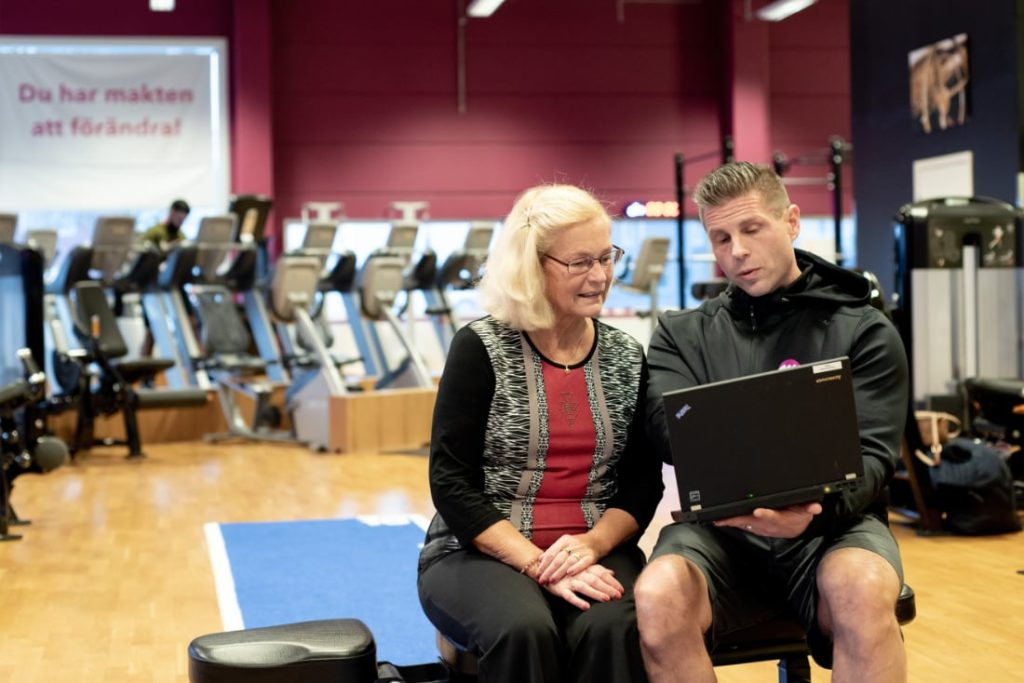 Gym i Uppsala - Träna på MyTraining