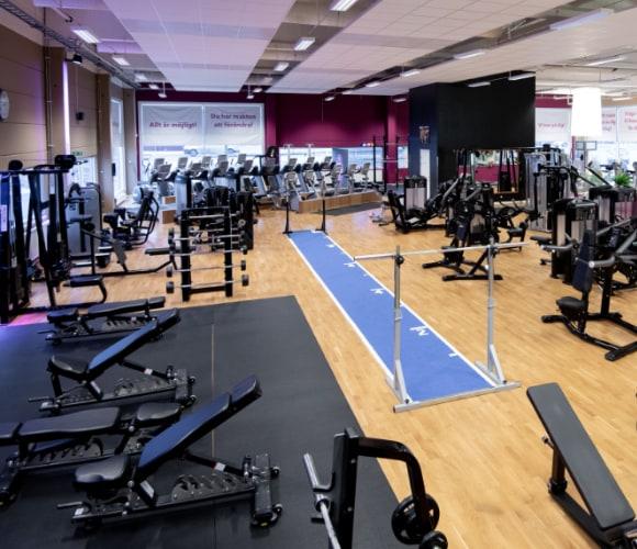 Gym i Uppsala - MyTraining - Stålgatan